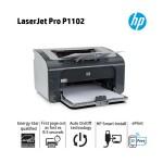 HP Laserjet, P1102